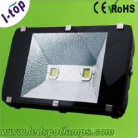 Buy cheap 2pcs Epistar 35mil COB 60w Black 85-265V AC 120W Outdoor LED Floodlight for from wholesalers