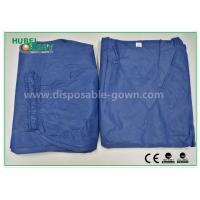 China Fashionable Hospital Nurse Scrub Suit Soft and Breathable SMS Material on sale