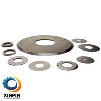 Smooth Surface Carbide Cutting Inserts , High Precision Tungsten Cutting Tools Manufactures