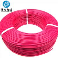 China Low Voltage Wire Ul1617 18awg Signal Core Pvc Insulated Tinned Copper Electronic Hook-Up Wire For Household Appliances on sale