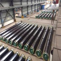 China Round Seamless Alloy Steel Pipe , Mild Steel Seamless Tube With Hydraulic Testing on sale