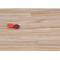 China Commercial 5.5mm Water Resistant Vinyl Plank Flooring Superior Protection Against Scuffs on sale