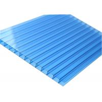UV ProtectiveTwinwall Hollow Polycarbonate Sheet for Building Material Manufactures