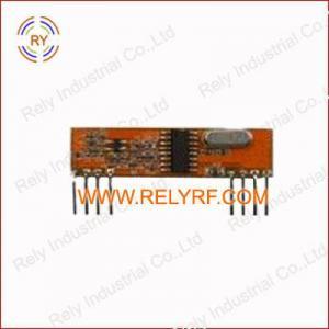 315/433.92MHZ FCC CE Standard RF Receiver,RF Module RXB4