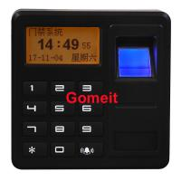 Fingerprint Standalone Keypad Access Control ABS Plastic 8 Users Password Capacity Manufactures