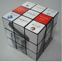 Quality 9 third-order cubes6*6*6CM Changing shape custom printing photos for your design for sale