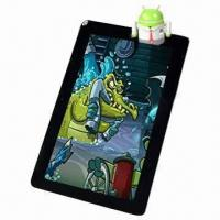 10-inch Tablet PC, Resistive Touch Screen Cortex A9 1GHz 1/8G, Android 4.0, 1,080P, WiFi HDMI 3G GPS Manufactures