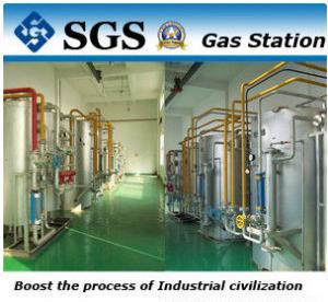 Protective Nitrogen / Hydrogen Gas Station Equipment for Copper Line / Cooper Bar Manufactures