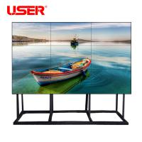 Flexible Sharp LCD Video Wall Non Deformation Color Without Distortion Manufactures