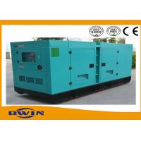 Cummins water cooled diesel generator 6CTAA8.3-G2 160kw 200kva Manufactures