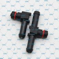 ERIKC  Denso Diesel Injectors L T Type Return Oil Backflow Pipe Connector For Denso Solenoid Valve Manufactures