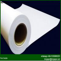 58 60 64g LWC Light Weight Coated Art Paper for Printing Manufactures
