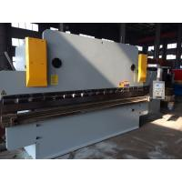 30 T Full Automatic CNC Hydraulic Bending Press Machine For Metal Manufactures