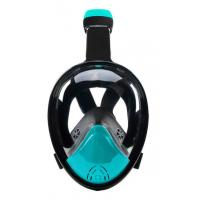 Blue Diving Mask Full Face Manufactures