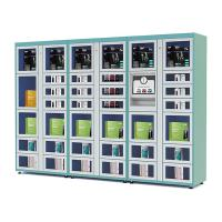 Airport / Station Automated Vending Lockers with Remote Control Function Manufactures