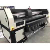 China Industrial Grade UV Hybrid Printer PVC Board / Metal / Glass Printing Use on sale