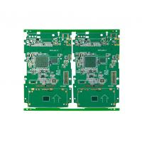 6 Layers Multilayer PCB Board FR4 With Impedance Control ENIG Manufactures