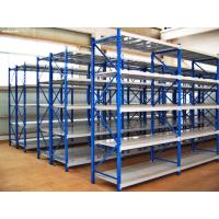 China 6 Levels Powder Coated Metal Racking Systems For Archiving Storage on sale