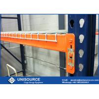 Collapsible Teardrop Pallet Shelving , Unisource Industrial Pallet Storage Shelves Manufactures