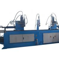 Stainless Steel CNC Tube Bending Machine / Programmable CNC Pipe Bender Manufactures