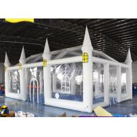 Commercial Grade Inflatable Party Tent Quick Inflation For Wedding Party Manufactures
