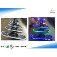 China 500W E Wheel Skateboard , One-Wheel Skateboard With LED Light on sale