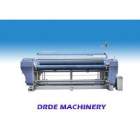 Pongee Fabric Weaving 190cm Water Jet Loom Machine Plain Tappet Shedding Manufactures