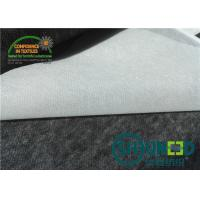 50% Polyester 50% Nylon Lightweight Fusible Interfacing Material Eco - Friendly Manufactures