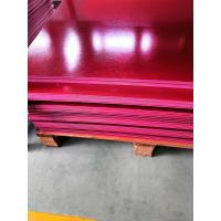 Square EN45545 Certified GPO3 Fiberglass Sheet Made From Polyester And Glass Fiber Manufactures