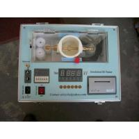 Buy cheap Fully Automatic Insulation Oil Tester from wholesalers