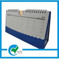 Custom Calendars Printing with 250gsm C2S Art Paper for Business Table Manufactures