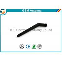Wireless Rubber Flexible GSM GPRS Antenna 2 dBi Gain 900MHz / 1800MHz Manufactures