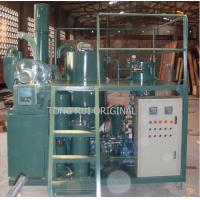 Lubricating Oil Regeneration Machine , Small Size Oil Regeneration Machine Manufactures