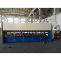 sharped corner V Cutter CNC Grooving Machine Hydraulic 3.2m Long Table CE Standard Manufactures