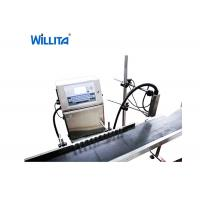 Quality Manufacturer Micro Character Batch No Industrial Coding Machine , Continuous for sale