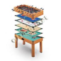 Buy cheap 9-IN-1 Multi Game Table Soccer Table from wholesalers