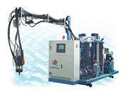PU Sponge Block High Pressure Foaming Machine with 500L Tank Volume Manufactures