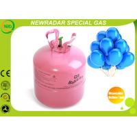 China Disposable Helium Cylinder , Wedding Party Balloon Helium Tank on sale