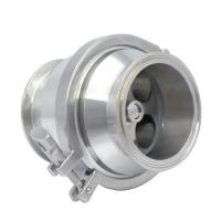 China Sanitary Check Valve Tri Clamp Type Stainless Steel Ss SUS 304 on sale
