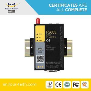 China F2603 module cdma rs232 modem for scada on sale