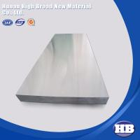 China Hot Roll AZ31B Magnesium Alloy Sheet With Size 7*610*914mm , Metal Sheet Plate on sale