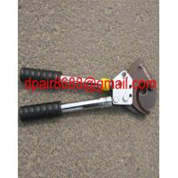 hand Cable cutter with ratchet system Manufactures