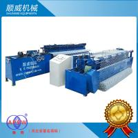 0.6m - 4m Full Automatic Chainlink Fence Weaving Machine  Stainless wire/GI wire/Hot-dip wire/PVC wire/High-carbon wire Manufactures