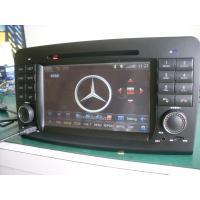 ARM11 Software MERCEDES BENZ Car Comand DVD With W164 / X164 3D Perfect Menu BNZ-7823GD Manufactures