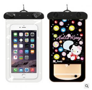 China pvc waterproof phone pouch,mobile phone waterproof pvc bag on sale