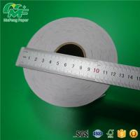 atm thermal cashier receipt paper roll coated with a sleek shiny treatment Manufactures