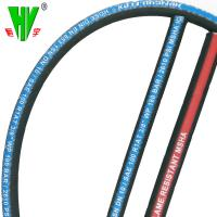 MSHA hydraulic hose makers China provide rubber 3000 psi SAE 100 r1 hose Manufactures