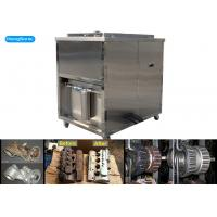 Single Phase Industrial Ultrasonic Cleaner , 61 Liter 900 Watt Ultrasonic Engine Cleaner Manufactures