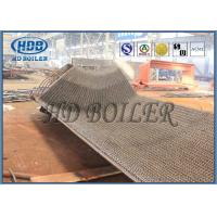 Buy cheap Typical Industrial Cyclone Separator , Boiler Dust Cyclone Separator Gas Solid from wholesalers