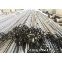 316L Stainless Steel Heat Exchanger Tube Annealed / Pikcled ASTM A213 Type Manufactures